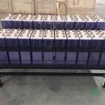1200amps 6v Solar Battery
