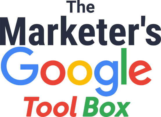 the marketers google toolboxtitle